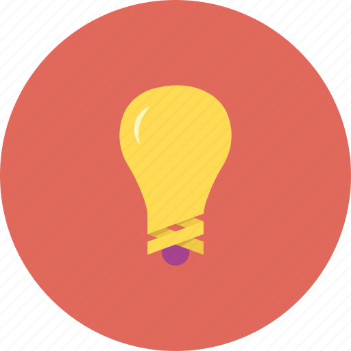 bulb, idea, ideas, light, yellow icon