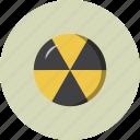 nuclear, burn, radioactive