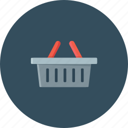 basket, buy, products, shopping, web icon
