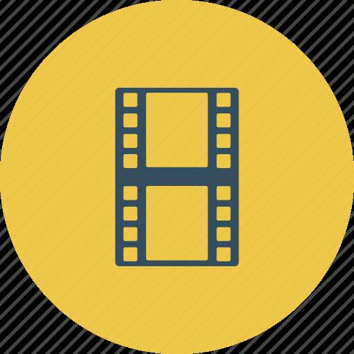 clip, film, media, movies, video icon