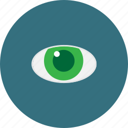 blue, eye, eyes, find, green, search, view icon