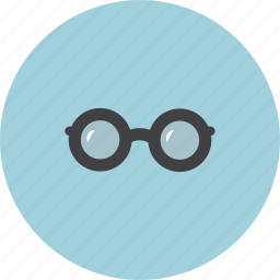 eyeglasses, find, jobs, people, search, view icon