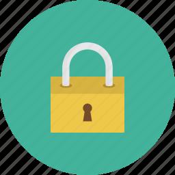key, lock, locked, login, open, password icon