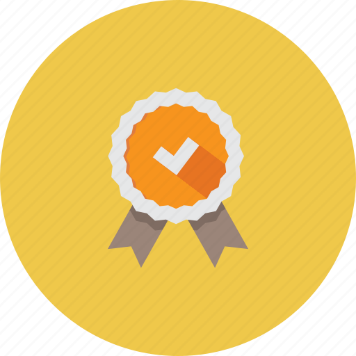 awwards, check, medal, ok, win, winners icon