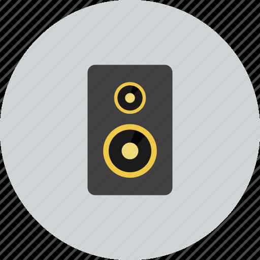 audio, media, multimedia, music, musique, mute, speakers icon