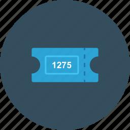 cinema, film, movies, show, tag, tags, ticket icon