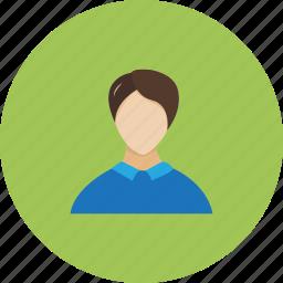 login, male, men, people, profile, user icon