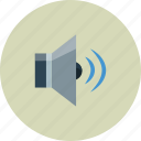 full, media, sounds, volume icon