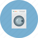 automatic, clean, cloth, dryer, laundry, machine, washer icon