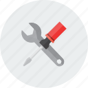 control, options, preferences, repair, service, services, wrench icon