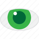 eye, green, more, read more, see, see more, view, views icon