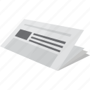 dialy, diary, document, feed, news, newsletter, newspaper, papers, subscribe icon
