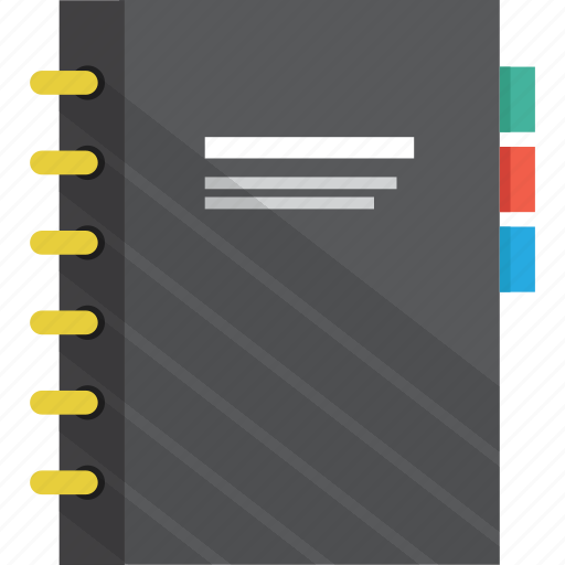book, books, cover, document, file, informations, list icon
