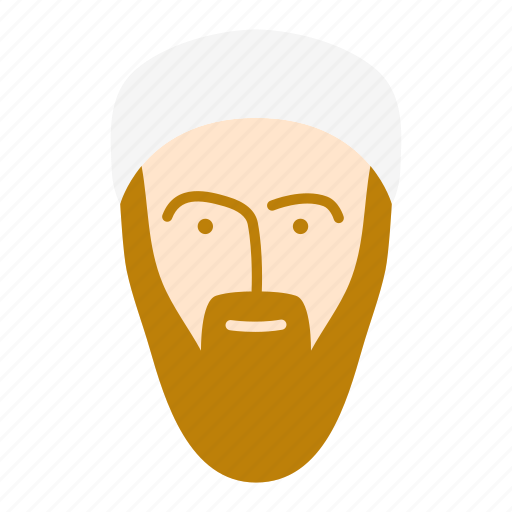 face, human, islamic, man, person, persona, user icon