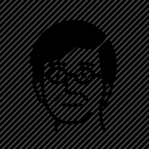 beard man, face, man, person, persona, user icon