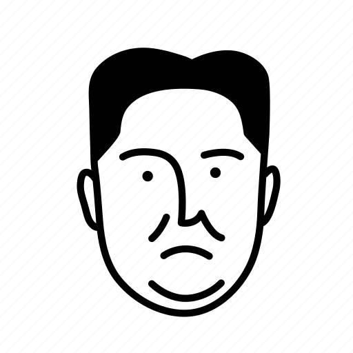 face, man, person, persona dictator, user icon