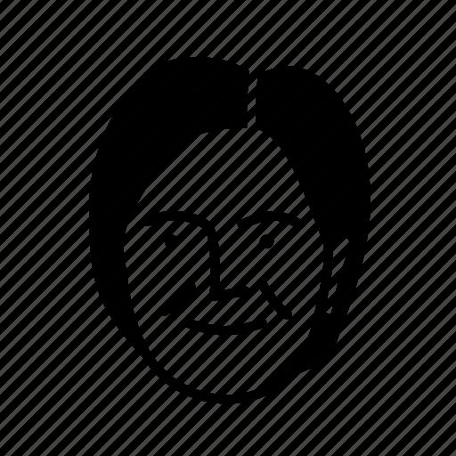 face, human, person, persona woman, user icon