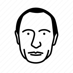 face, human, person, persona man, user icon