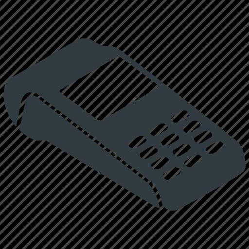 Card reader, credit card, debit card, swipe card, transaction icon - Download on Iconfinder
