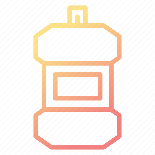beauty, clean, mouthwash, personal care product, washing icon