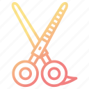 barber, beauty, cutting, personal care product, scissor, scissors icon