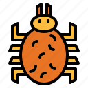 bug, flea, insect, parasite icon