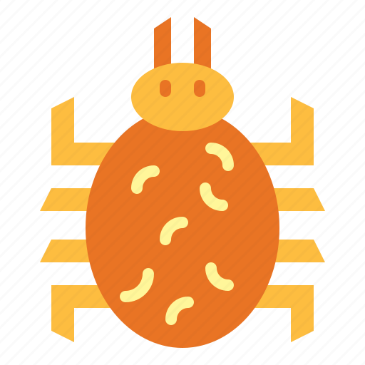 bug, flea, insect, parasite icon