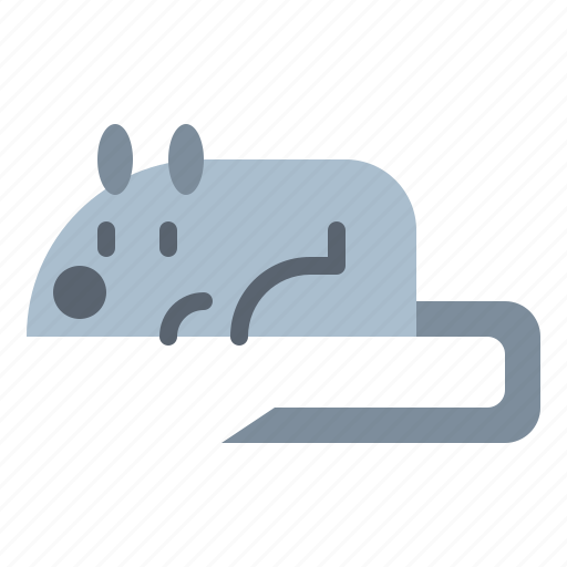 animal, lab, mouse, pet icon