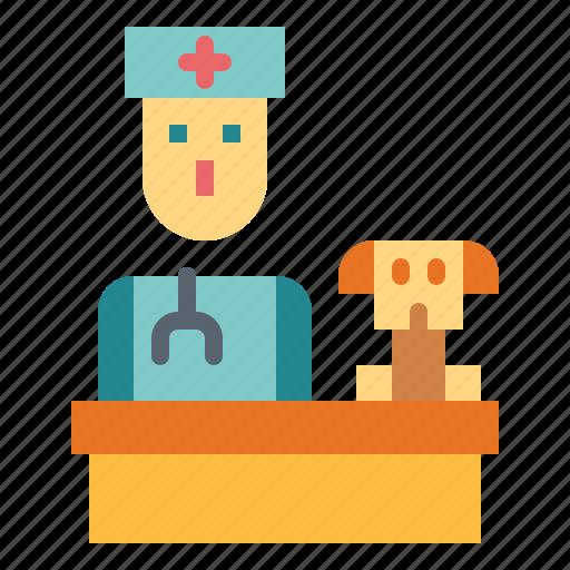 health, healthcare, medical, pets, veterinarian icon