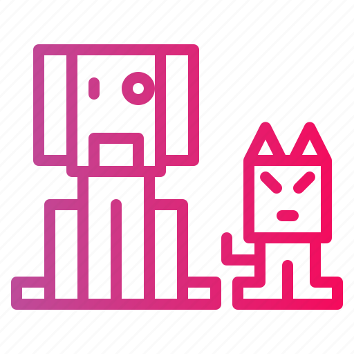 animals, cat, dog, pet, pets icon