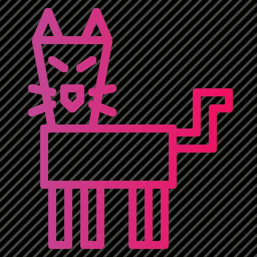 animals, cat, kitty, pet icon