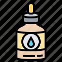 bottle, drop, medical, solution, sterilizing