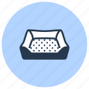bed, pet, shop icon