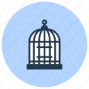 cage, pet, shop icon