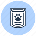 food, pet, shop icon