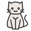 animal, cat, feline, kitten, pet, shop icon