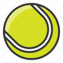 ball, dog toy, pet, shop, tennis, tennis ball