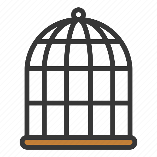 Bird cage, cage, pet, shop icon - Download on Iconfinder