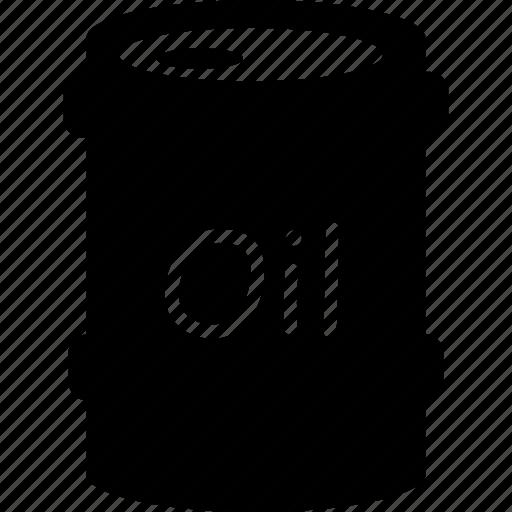barrel, energy, fuel, gallon, oil icon