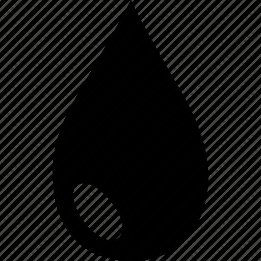 drop, mineral, oil, petrol icon