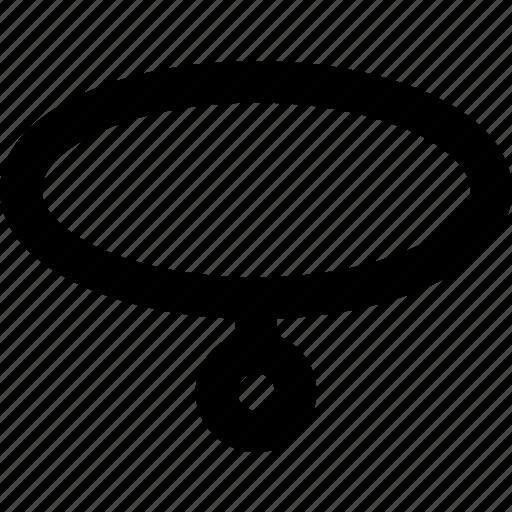 collar, pet icon