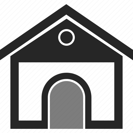 dog house, home, house, pet icon
