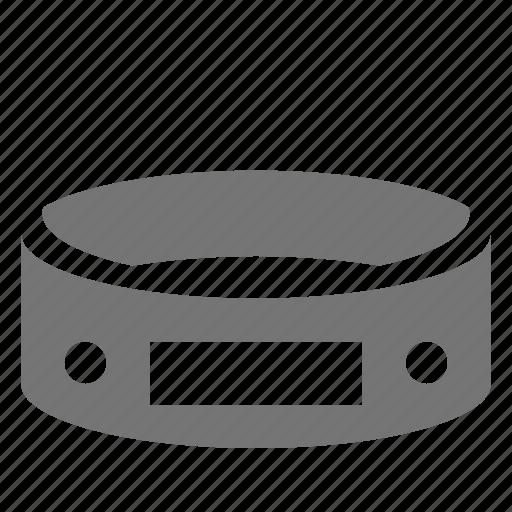 collar, tag icon