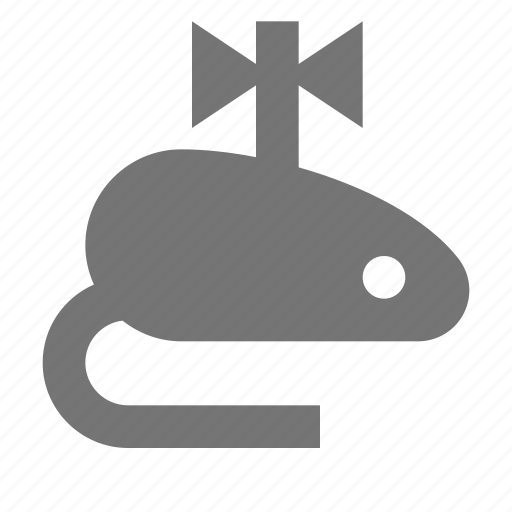 mouse, rat, toy icon