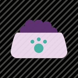 animal, cat, dog, eat, food, pet, petshop icon