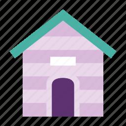 animal, dog, doghouse, house, pet, pets, petshop icon
