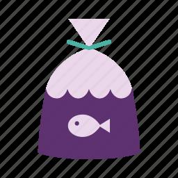 animal, fish, fishing, nature, pet, petshop, water icon