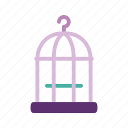 animal, animals, bird, birdcage, cage, pet, petshop icon