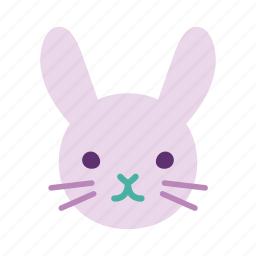 animal, bunny, cute, easter, pet, petshop, rabbit icon