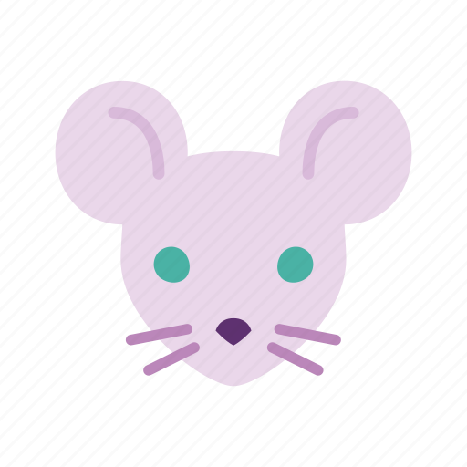 animal, cute, mouse, pet, petshop, rat, rodent icon